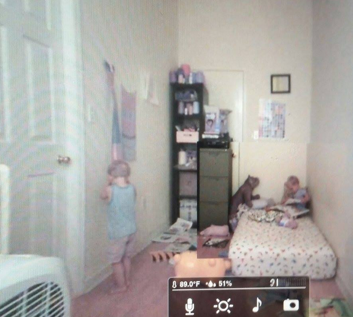 my baby monitor just produced a paranormal horror movie the verge. Black Bedroom Furniture Sets. Home Design Ideas