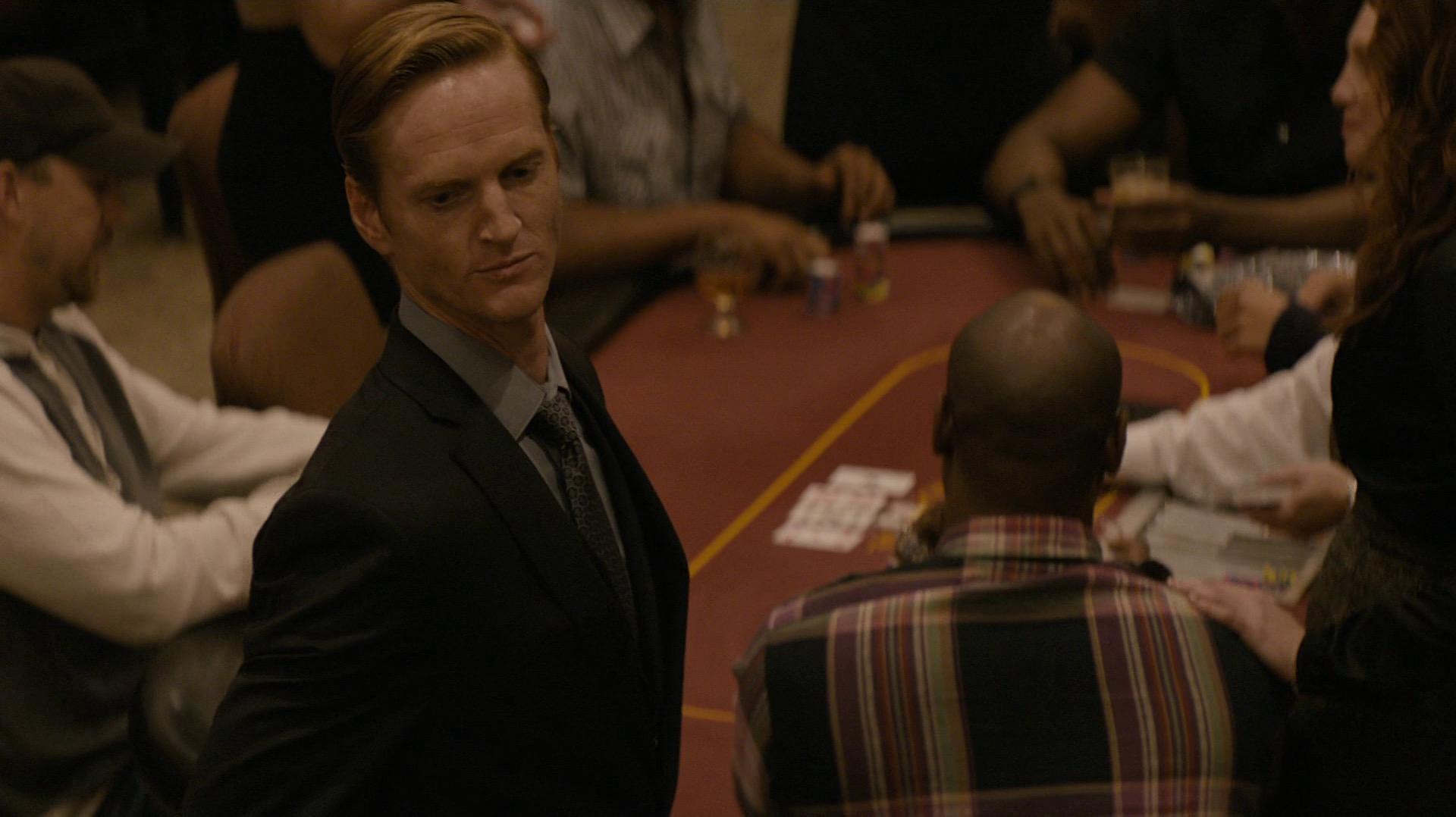 Blake in the casino