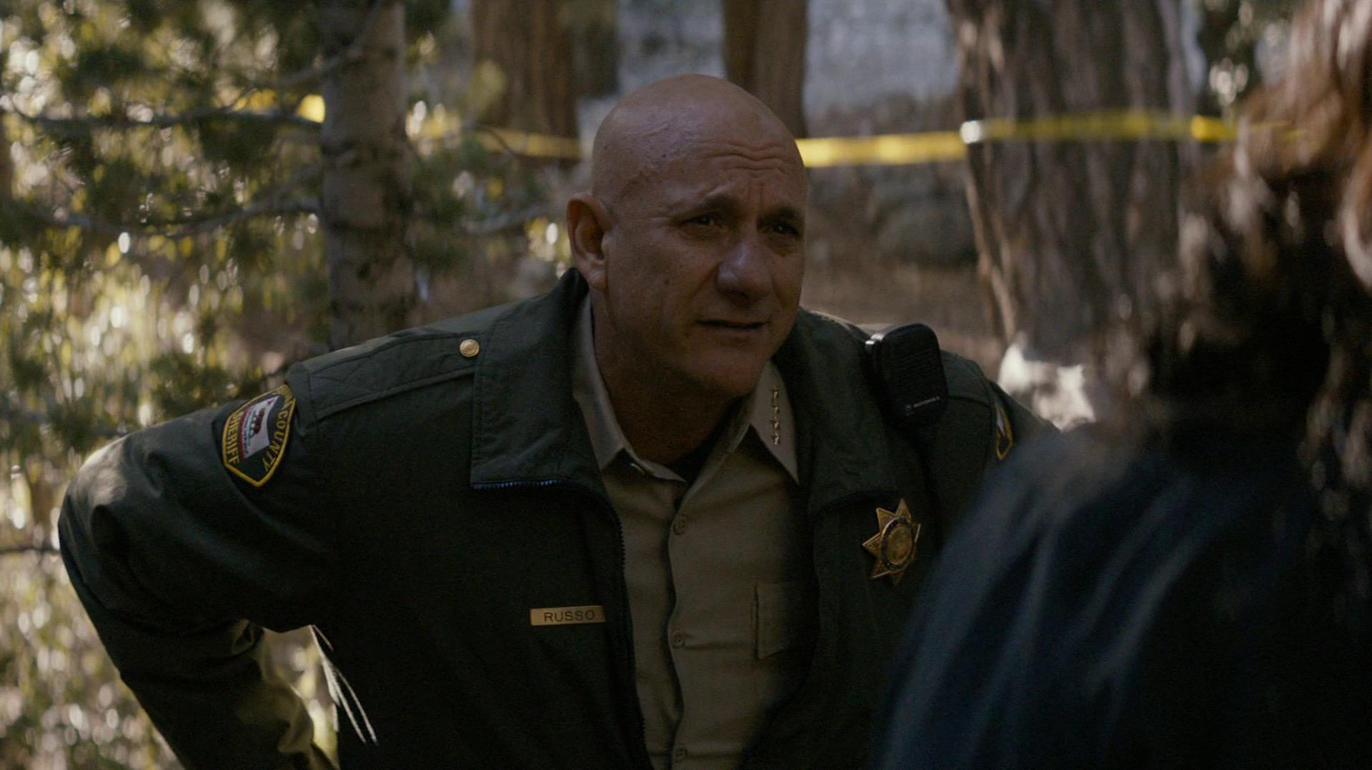Sonoma County Sheriff Russo