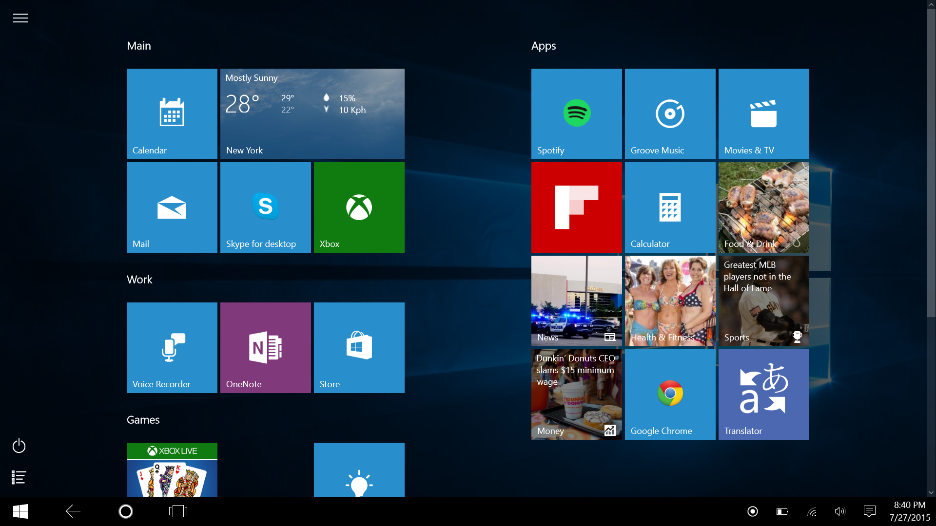 The nine most important updates in Windows 10 | The Verge