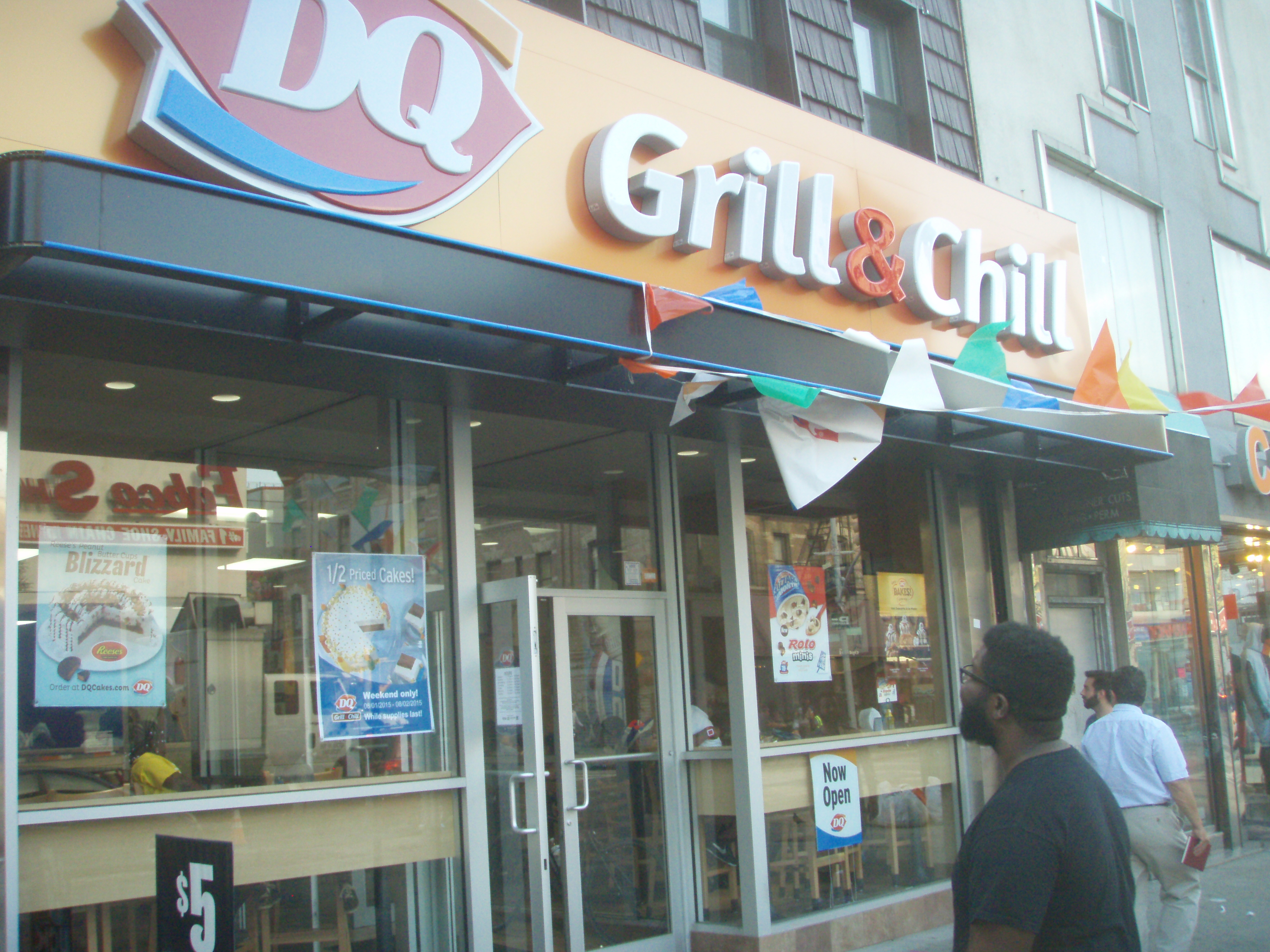 Dairy Queen S Brooklyn Debut Mighty Quinn S Chicken