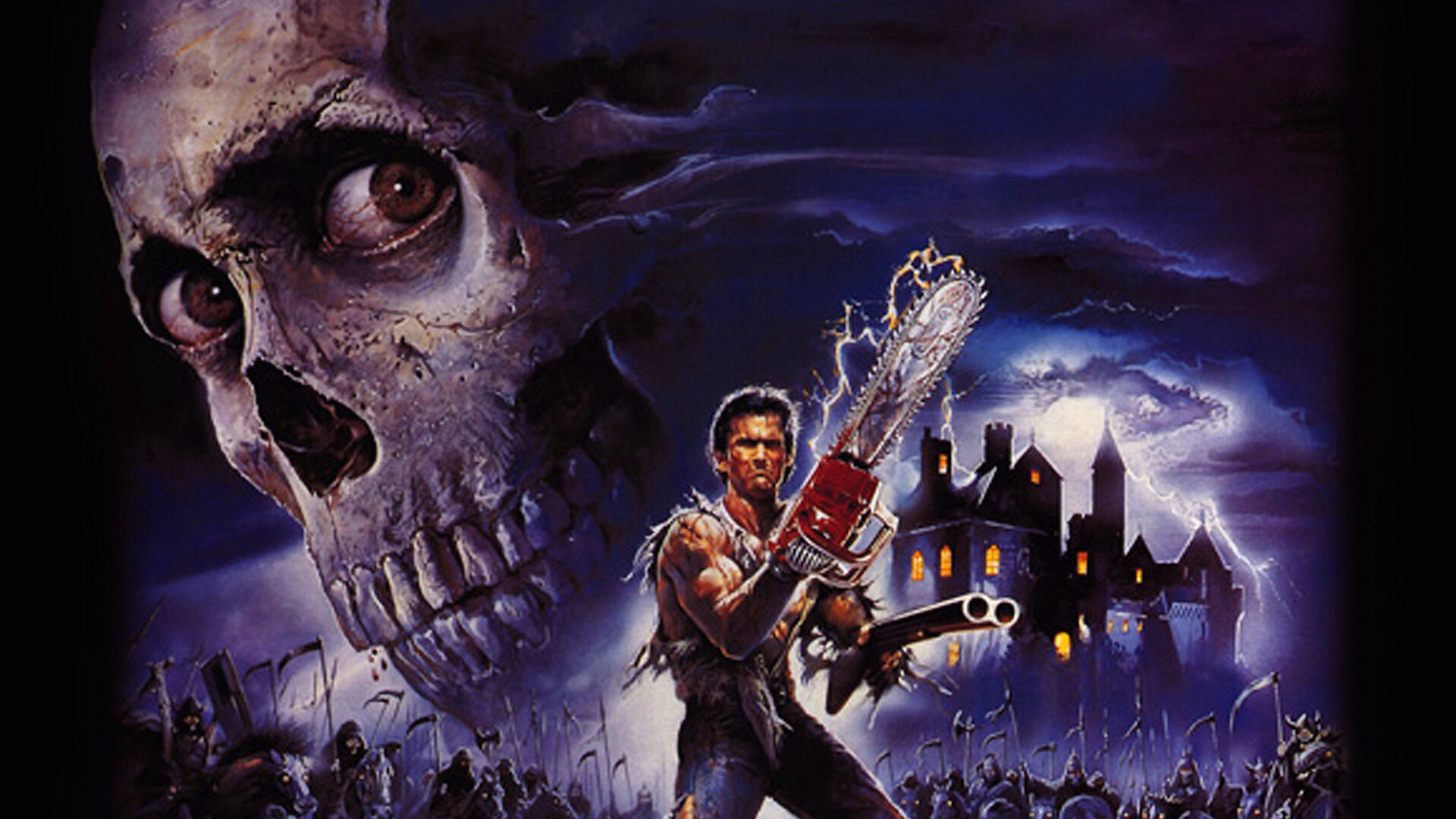 Kamen Sentai: Halloween Special: Army of Darkness Review