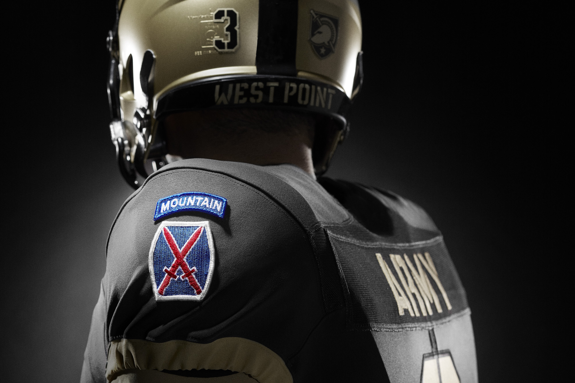 army 2016 jersey