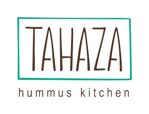 Tahaza Hummus Kitchen logo
