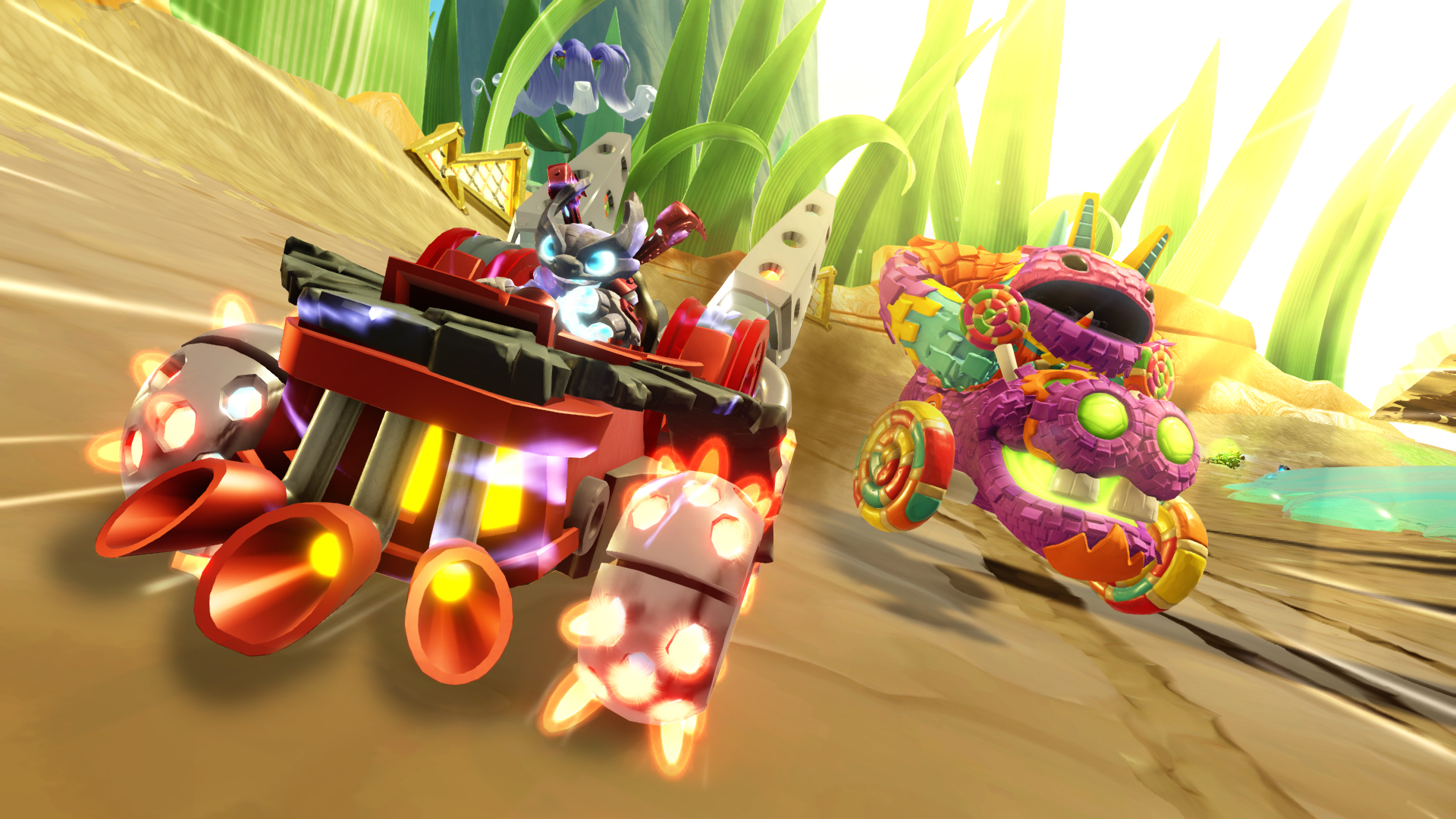 When Toys Meet Video Games A Guide To Skylanders Disney