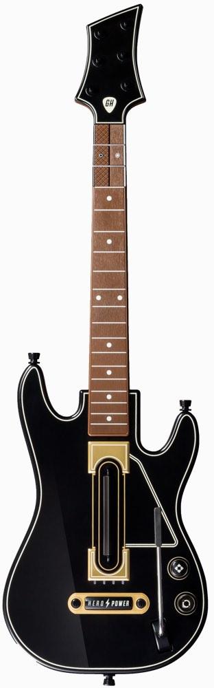 Guitar Hero Live's controller