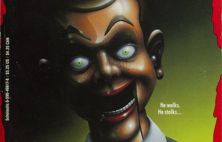 I never wanted to be scary': an interview with R  L  Stine