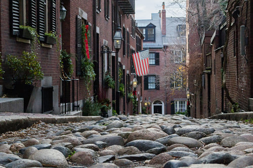 Acorn Street; Most Dangerous Intersections; $2,500/Month; More! - Eater  Boston