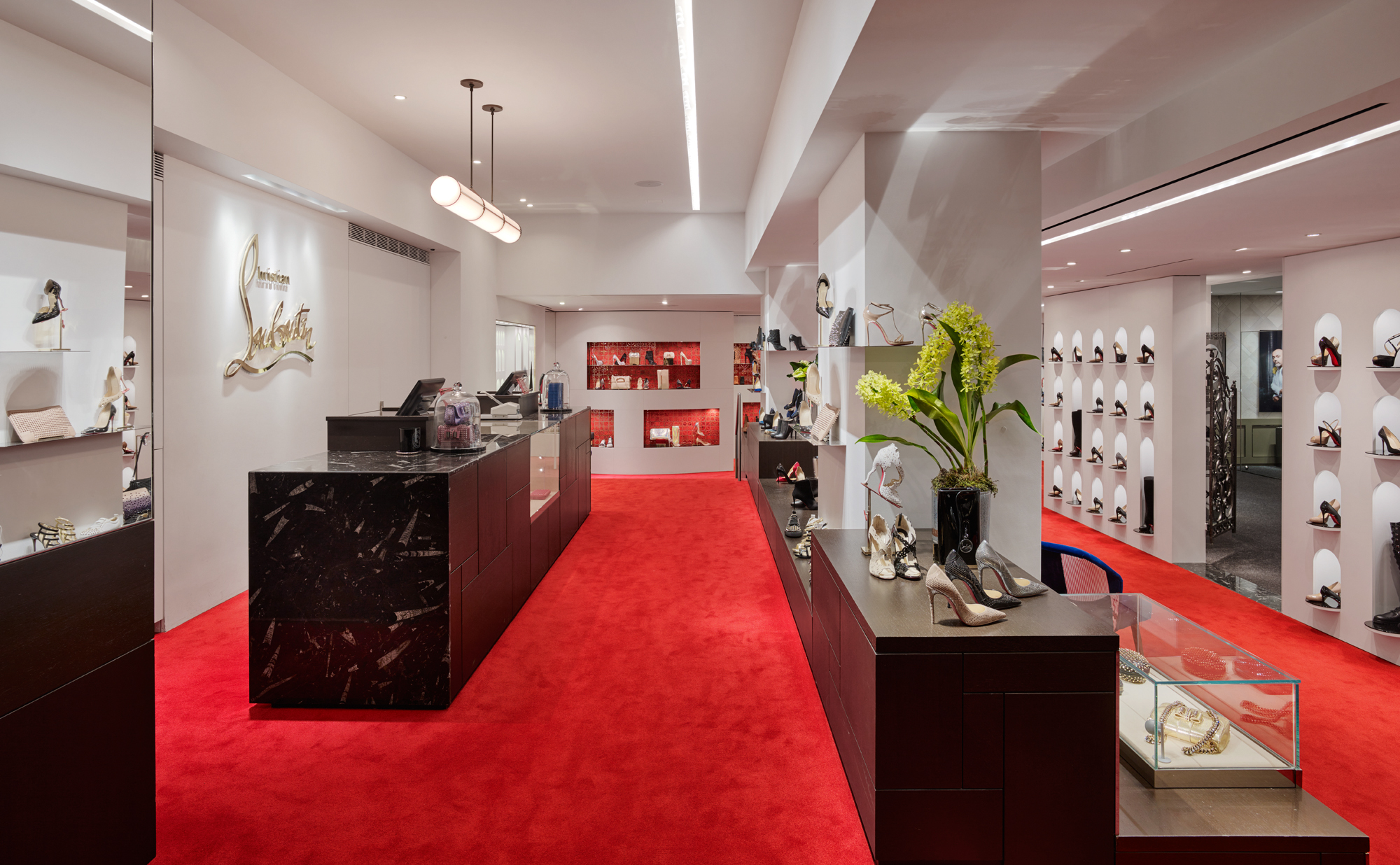 christian louboutin store locator france