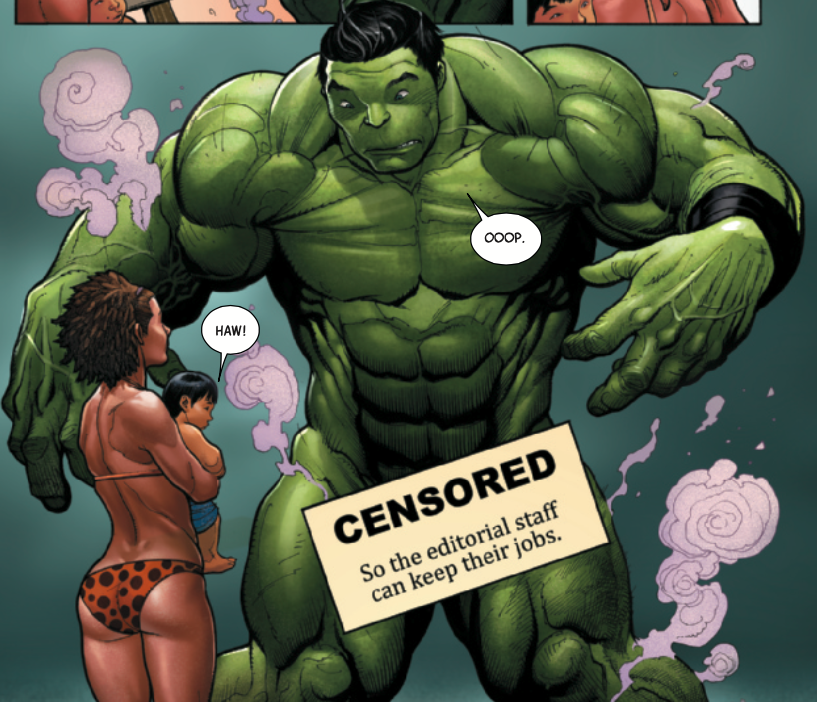 marvel made the hulk interesting again he�s an asian