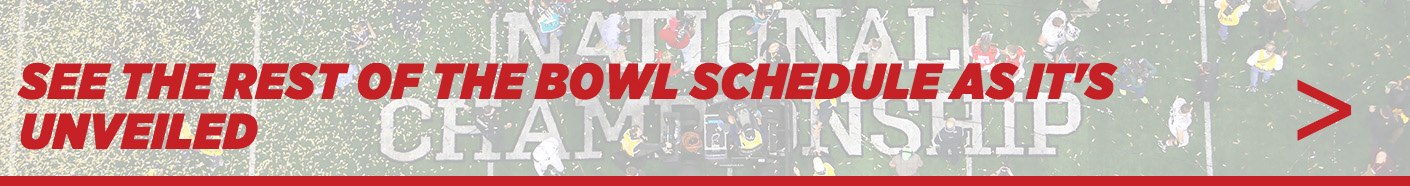 SB Nation 2015 Bowl Calendar