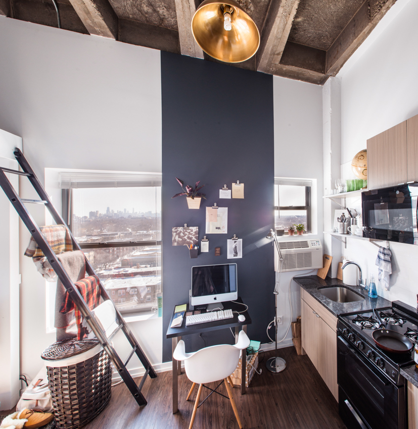 Studio Apartments In Chicago: What It's Really Like To Live In A 300 Square Foot Micro