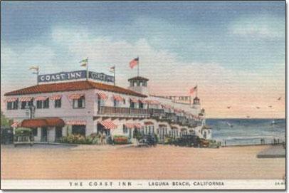 Orange Inn Laguna Beach Menu