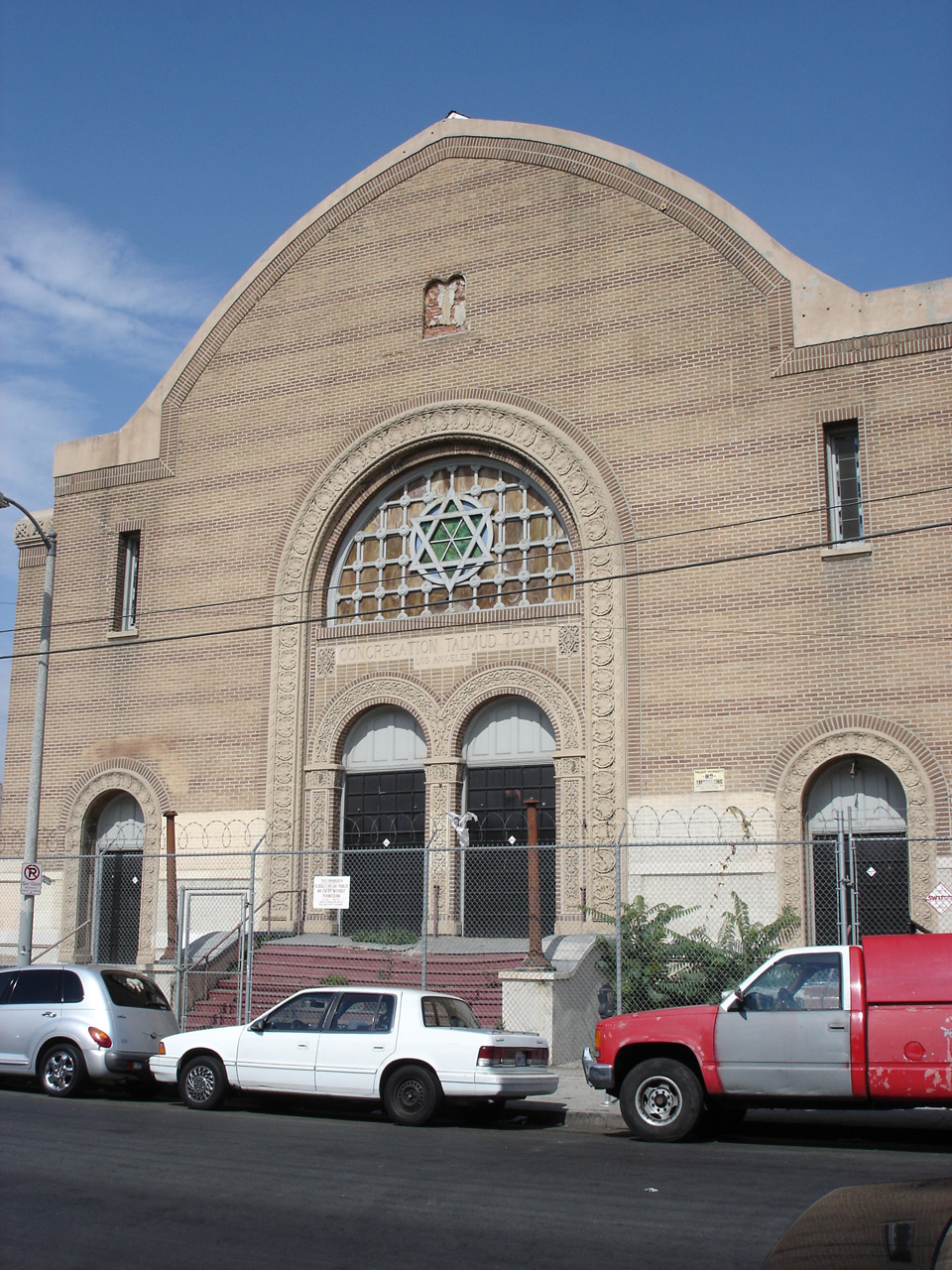 Makeover of Old-Timey Boyle Heights Synagogue Planned