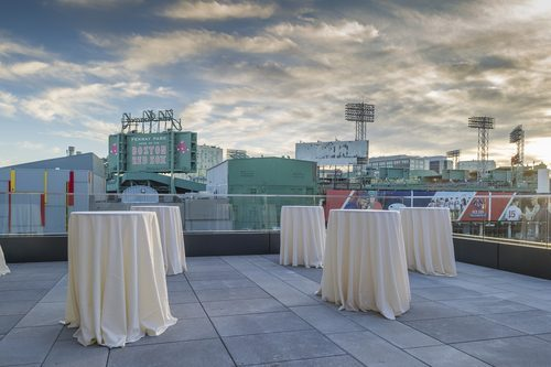 red sox hotel curbed cuts
