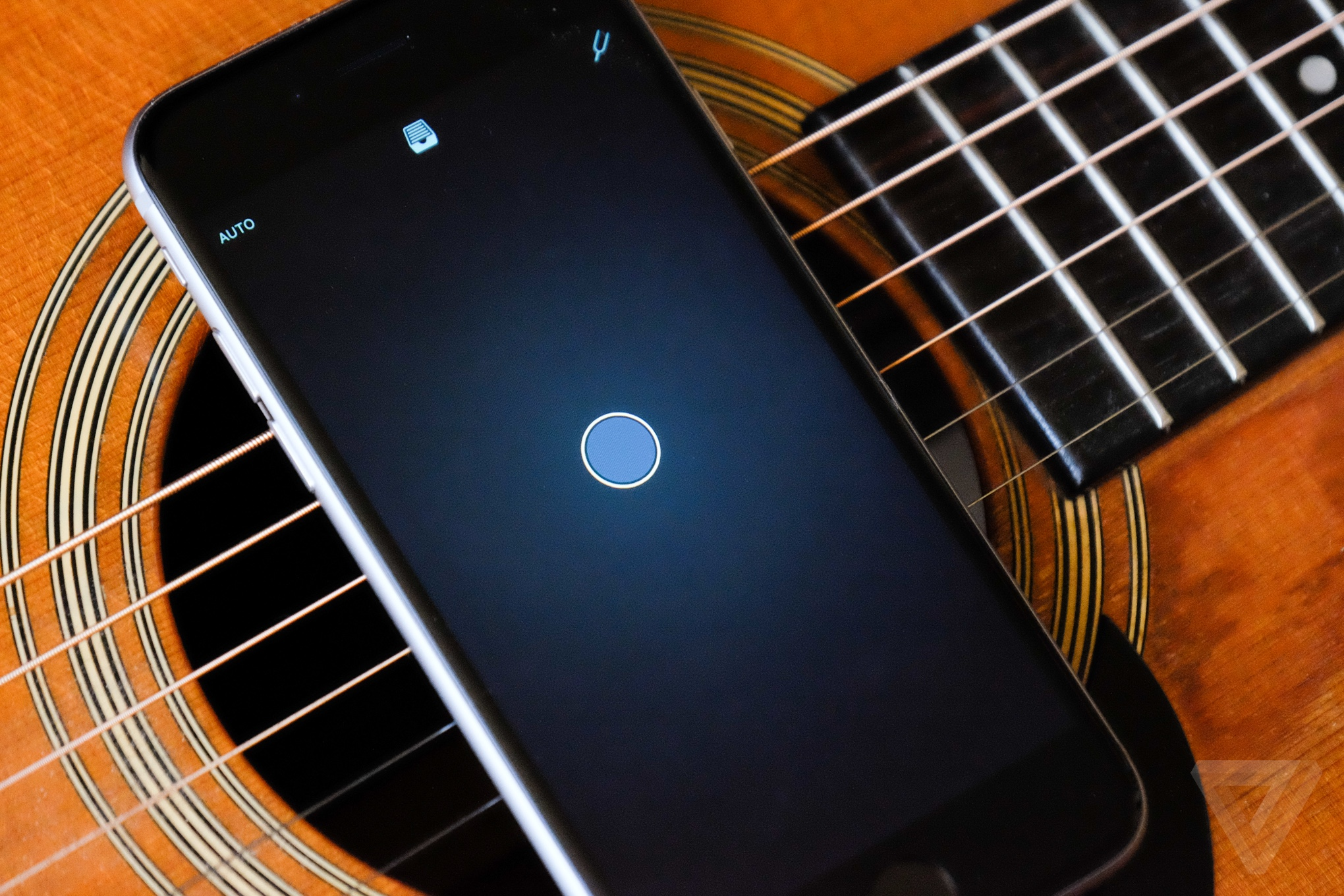 Music Memos is Apple's new, simple recording app | The Verge