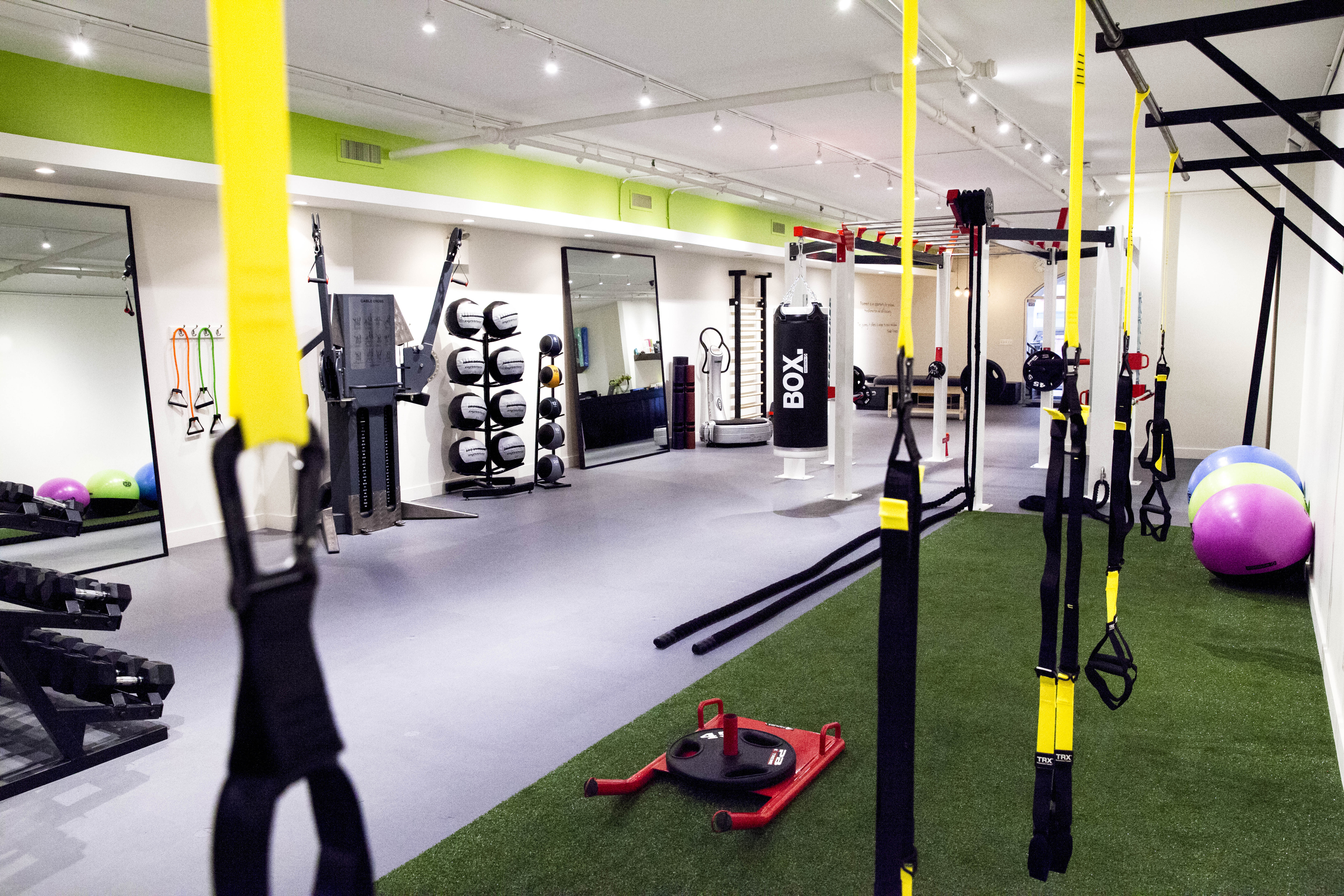 New york city s best gyms and studios for personal