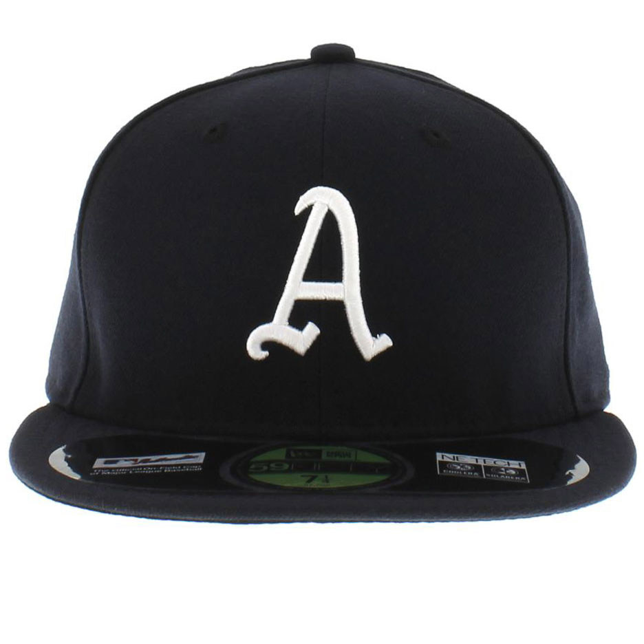 Ranking the Recent On-Field Caps of the Oakland A's