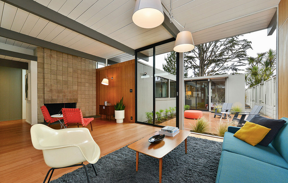 They like eich curbed for Eichler designs