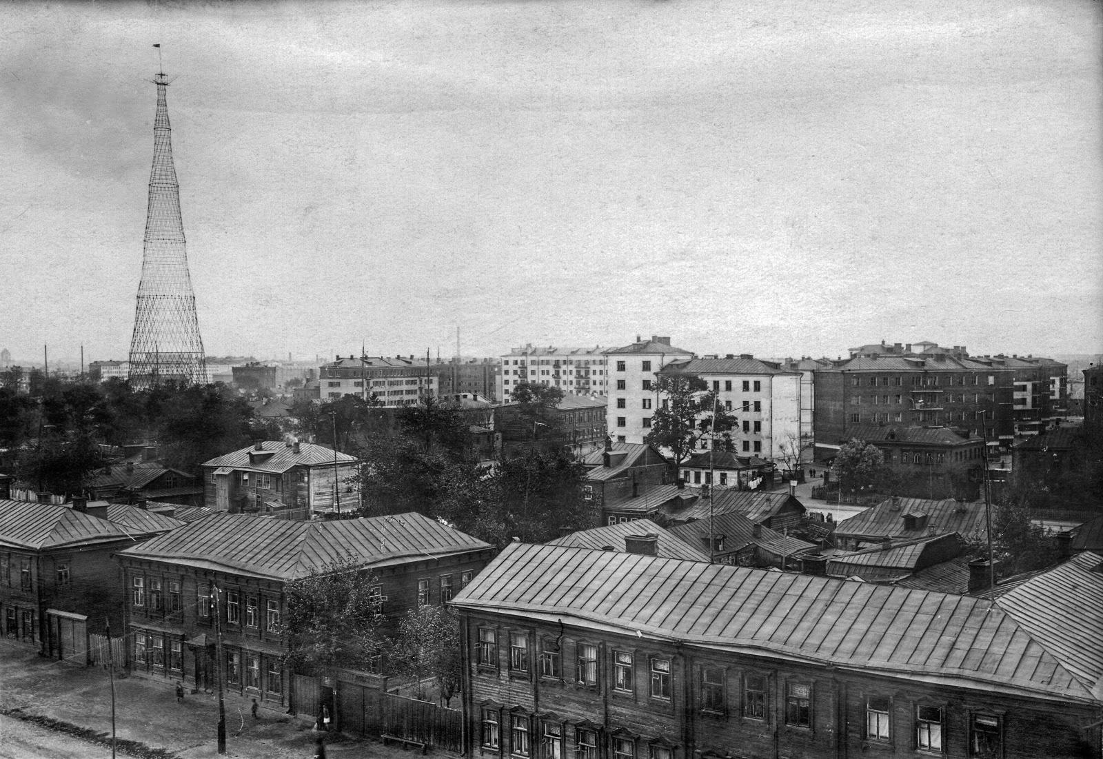 Shukhov Tower Archive