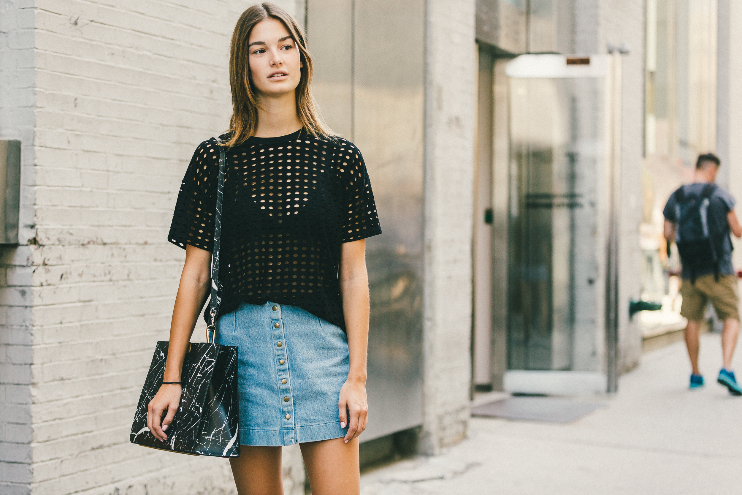 How to Shop the Most Flattering Denim Silhouettes for Your Body ...