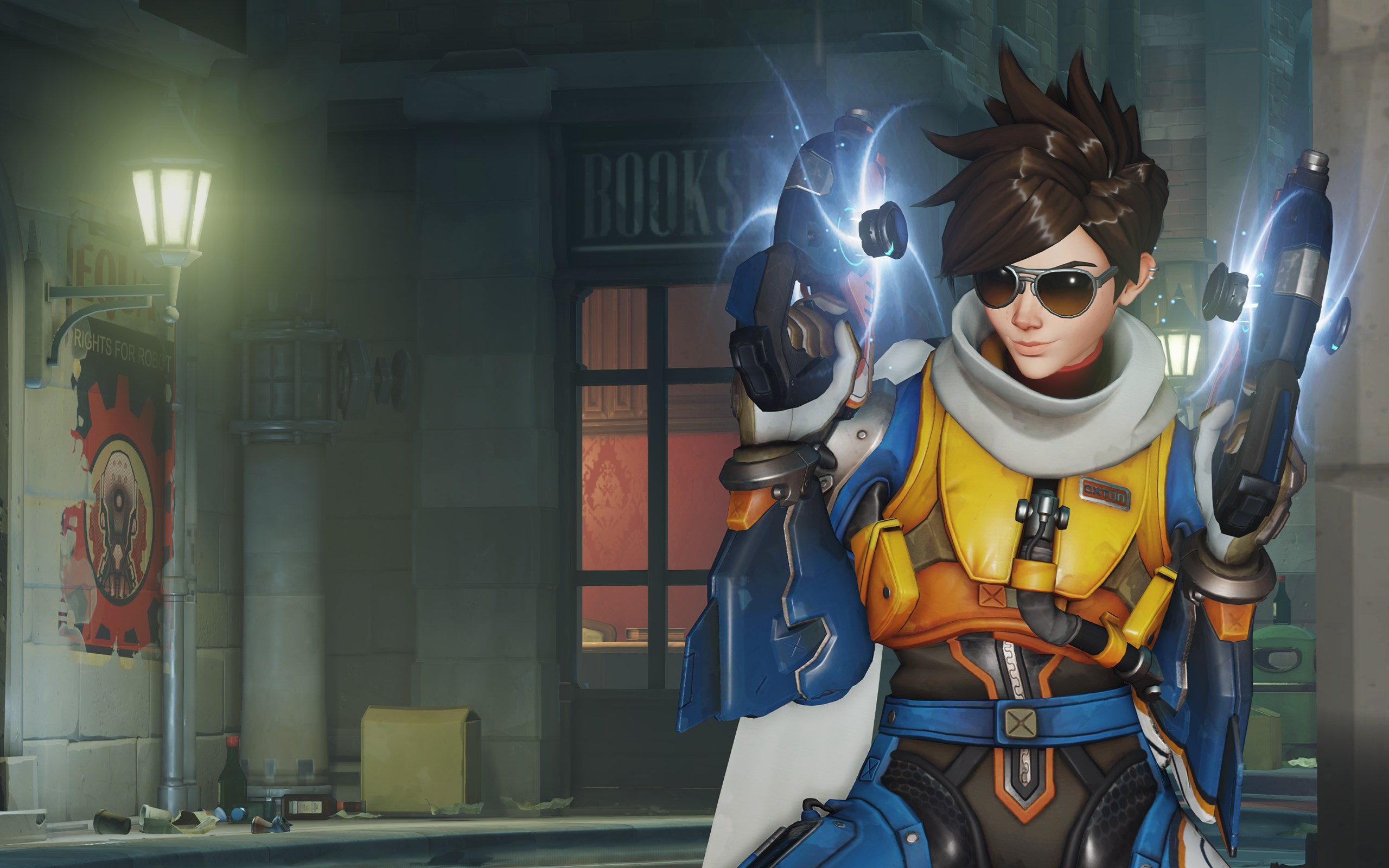 how blizzard is building a brand new world with overwatch the verge