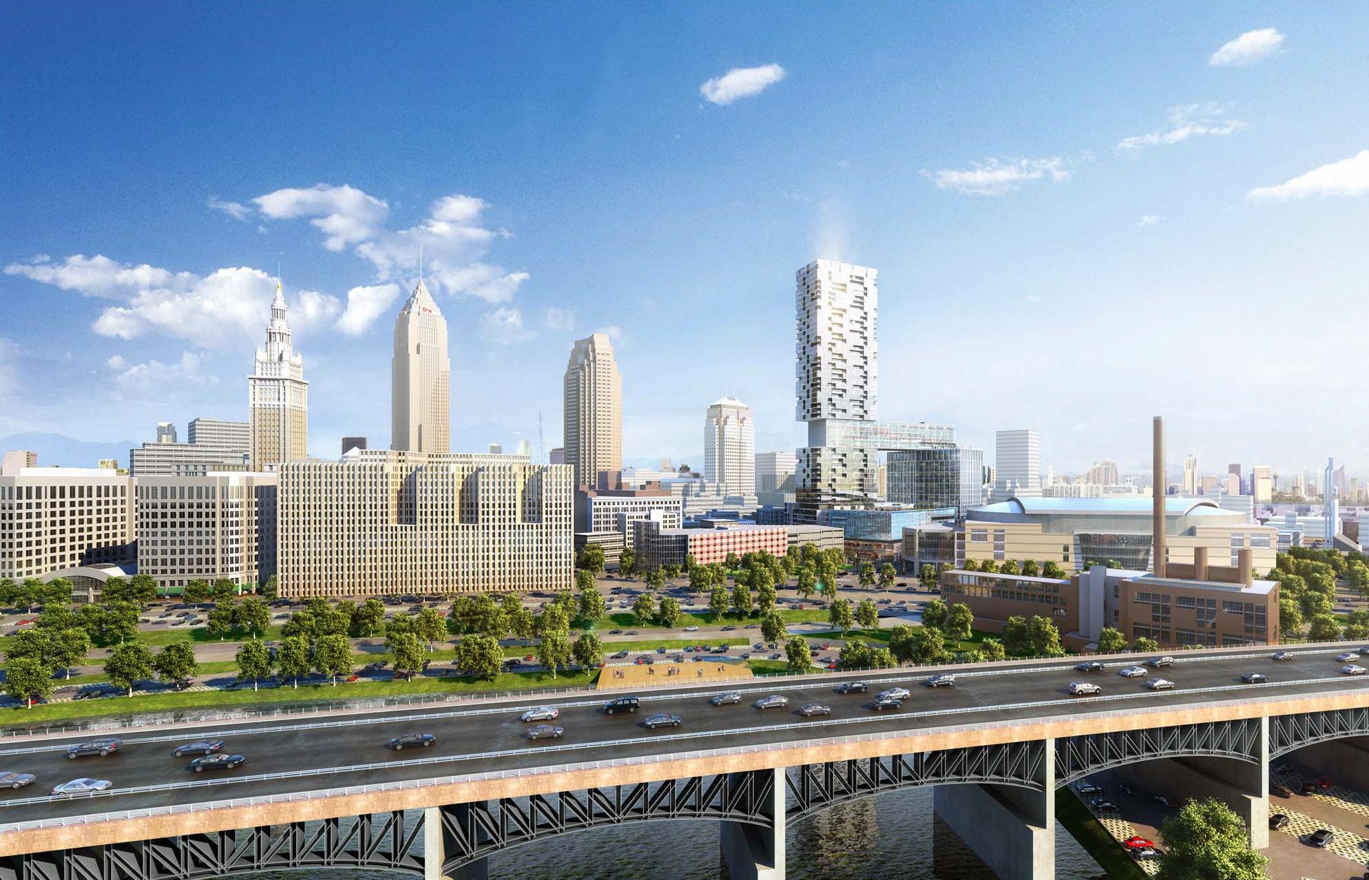 New Apartments Cleveland Ohio