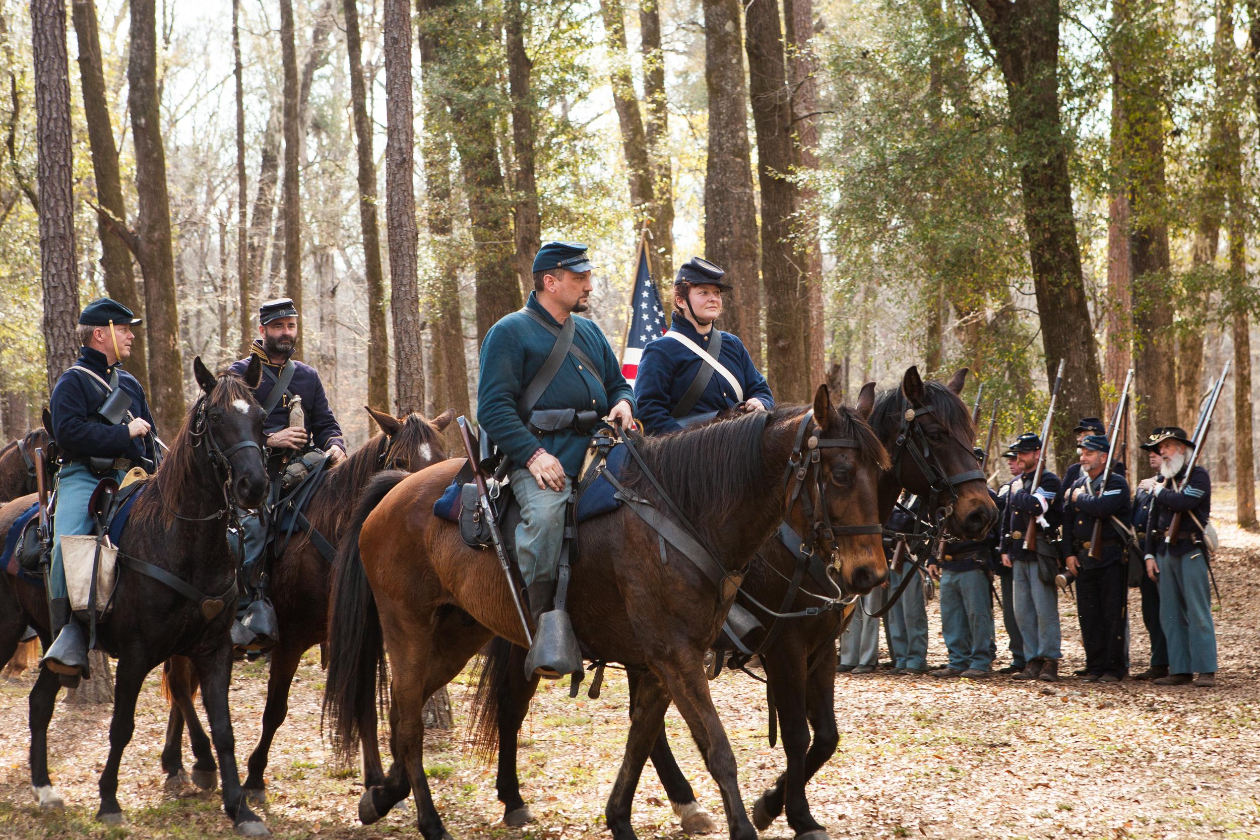 Civil War Reenactment Male Crossdressers 120