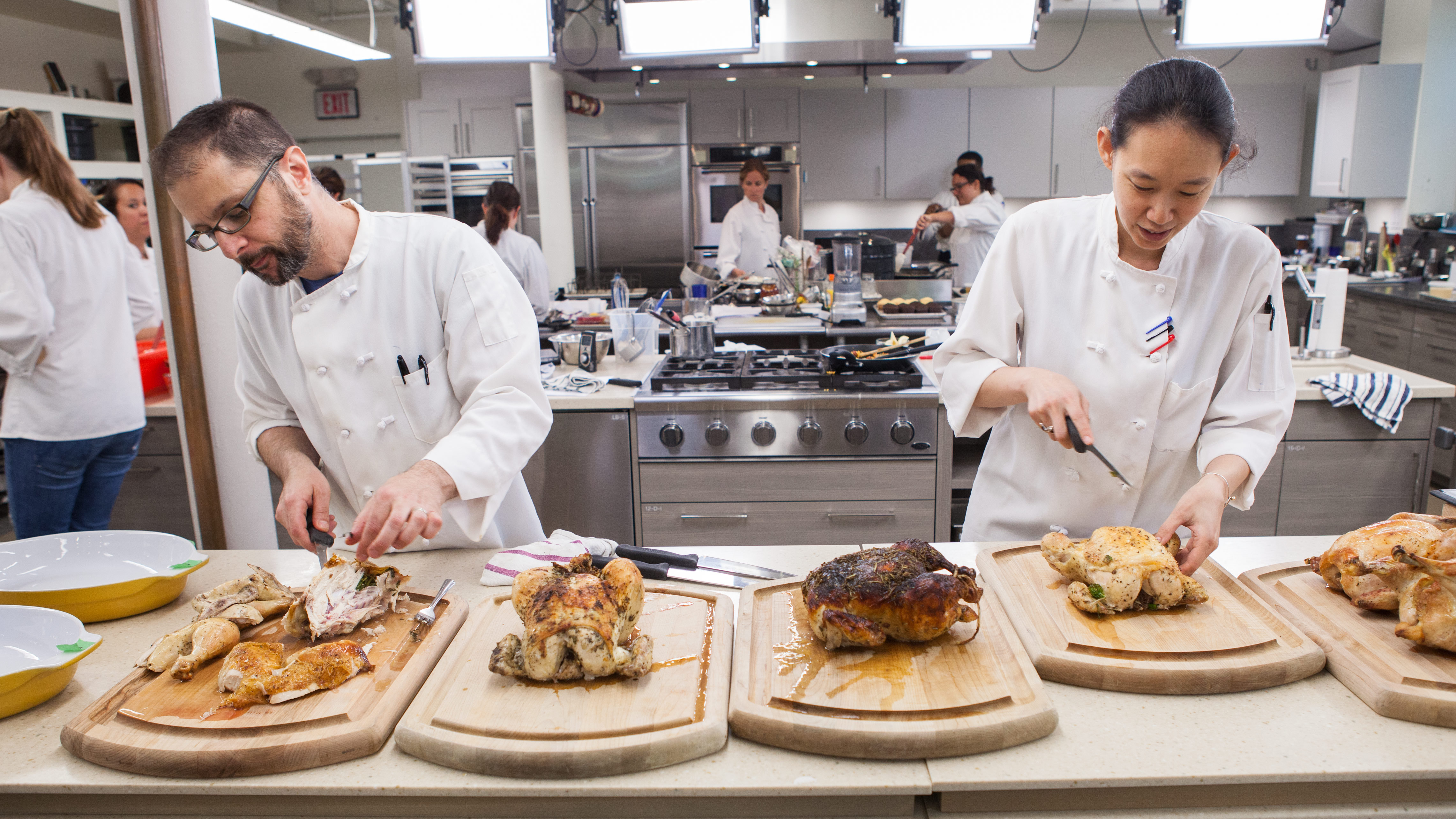 Test Kitchen Chef America's Test Kitchen Is Taking Its Rigorous Recipe System To The