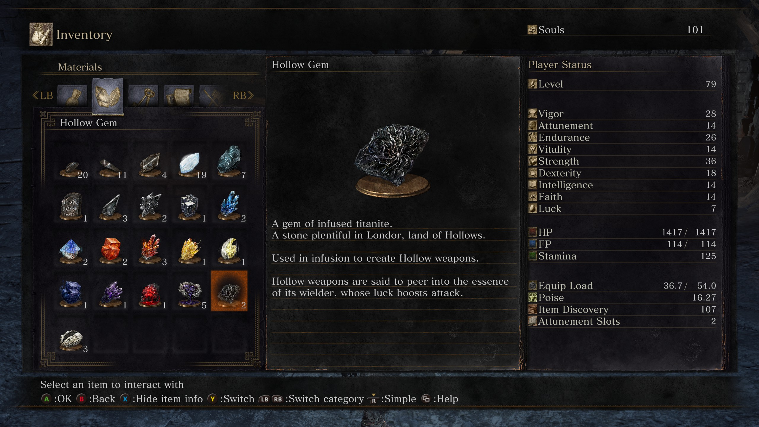 Dark Souls  Best Stat Build For Chaos Blade