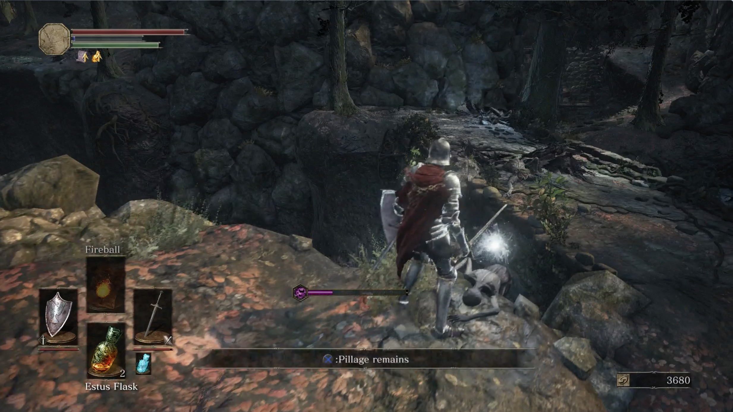 Dark Souls Ring Of Sacrifice Under Bridge