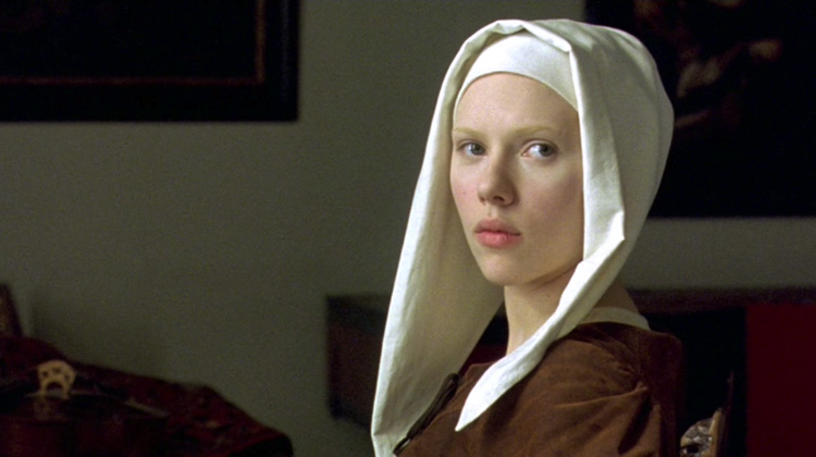 Girl With a Pearl earring essay.?