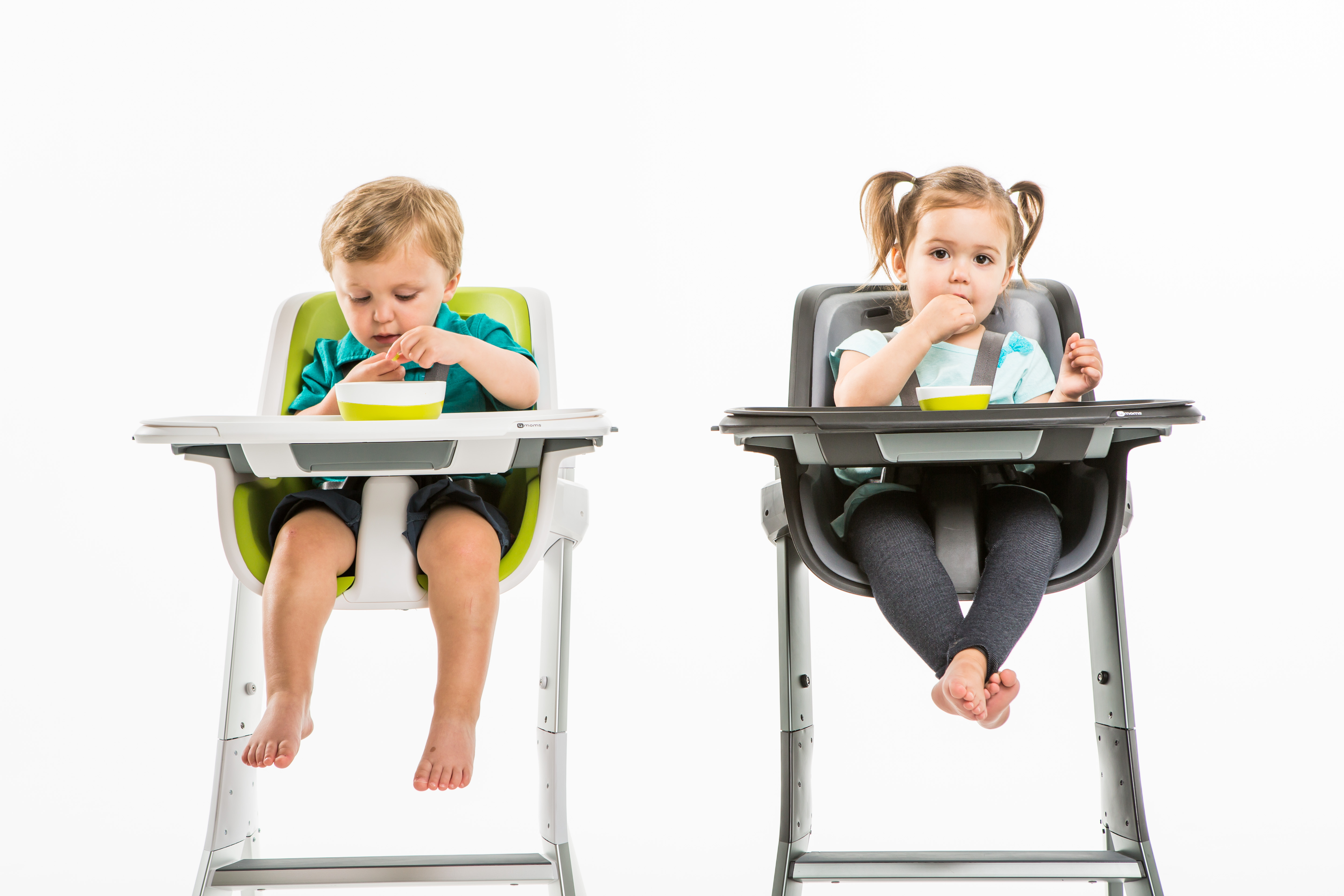 This Magnetic High Chair Has Some Clever Features But It