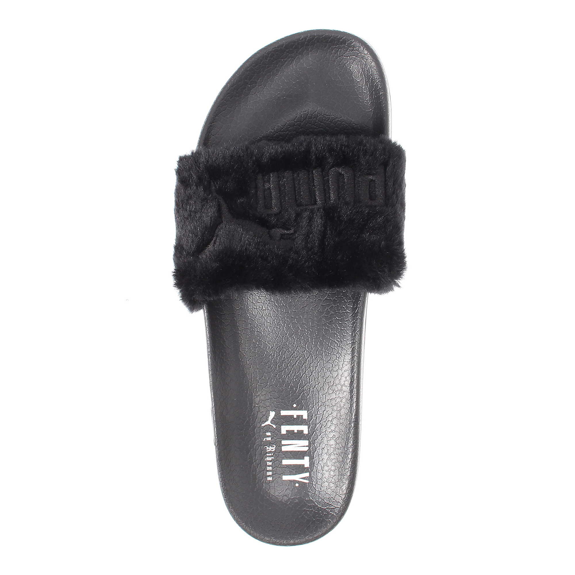 Where To Buy Rihanna S Puma Fur Slide Racked