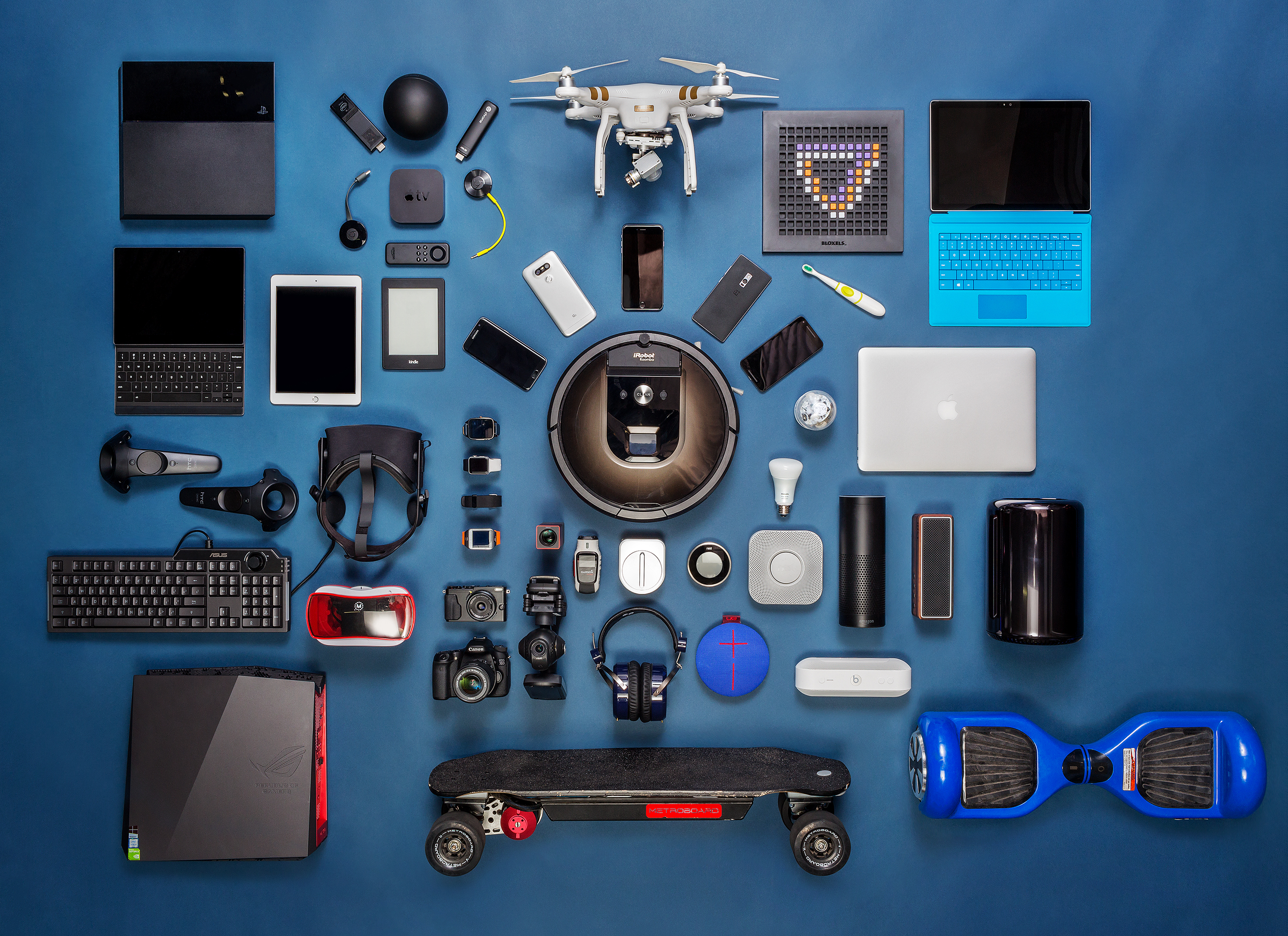 CB gadgets