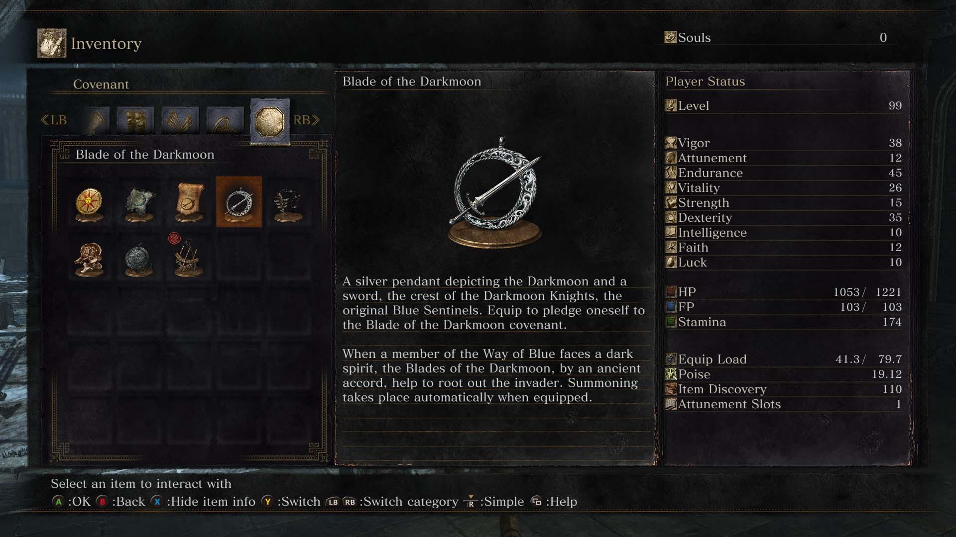 Darkmoon Ring Location Dark Souls