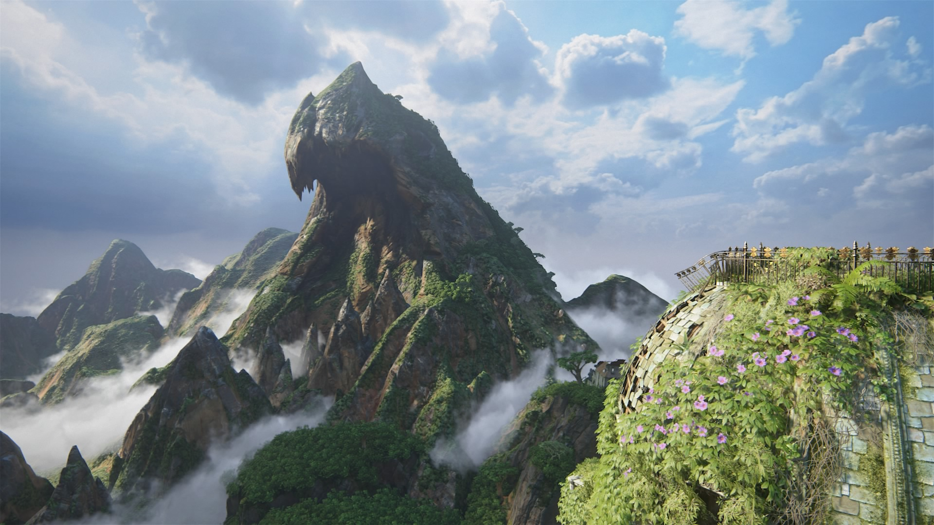 The stunning landscapes of uncharted 4 a thief s end - Uncharted 4 wallpaper ps4 ...