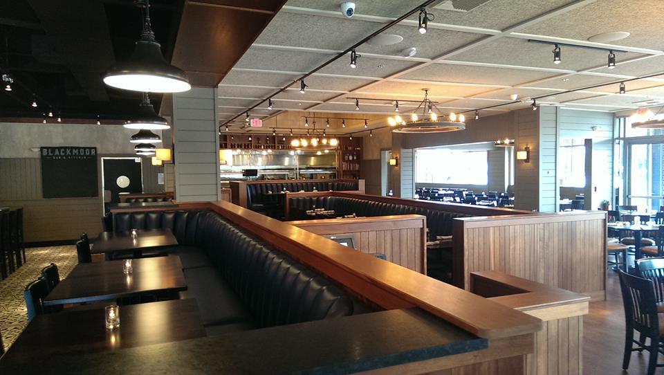 Blackmoor Bar And Kitchen Menu