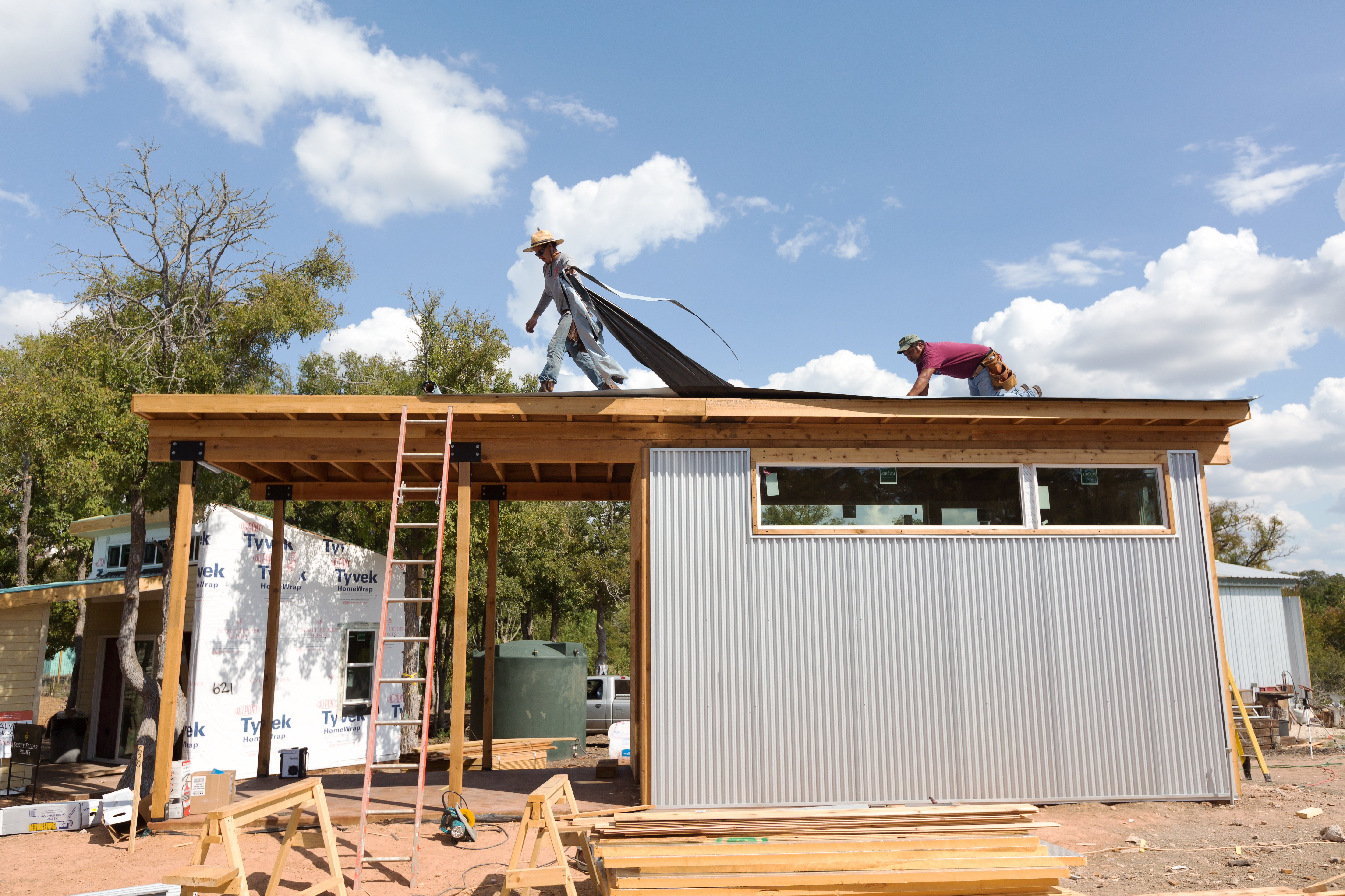 ^ iny Houses in ustin re Helping the Homeless, but It Still akes ...
