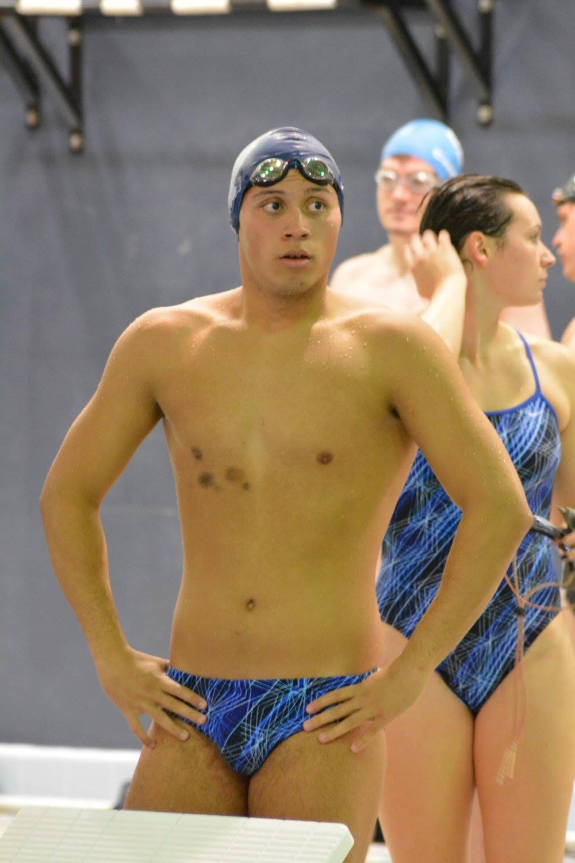 @UMWSwimming Freshman Recounts 'Awkward' Coming Out To Combat Stigma