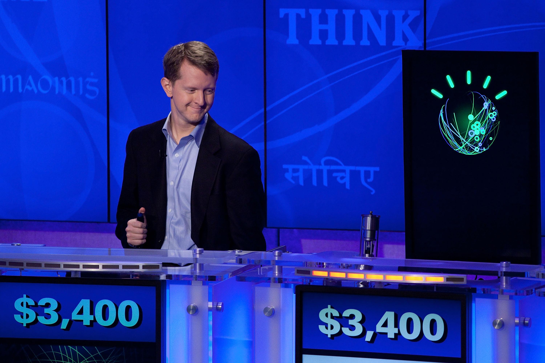 Resultado de imagen de watson jeopardy robotic arm