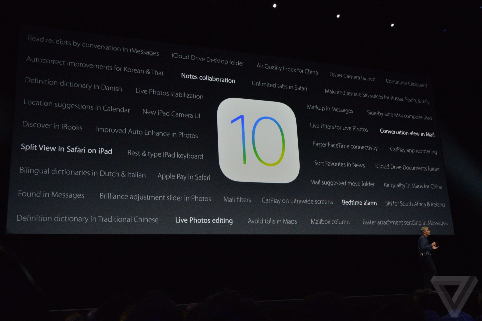 The 13 biggest announcements from Apple WWDC 2016 | The Verge
