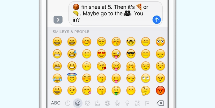 Apple overhauls Messages with new emoji features and app ...