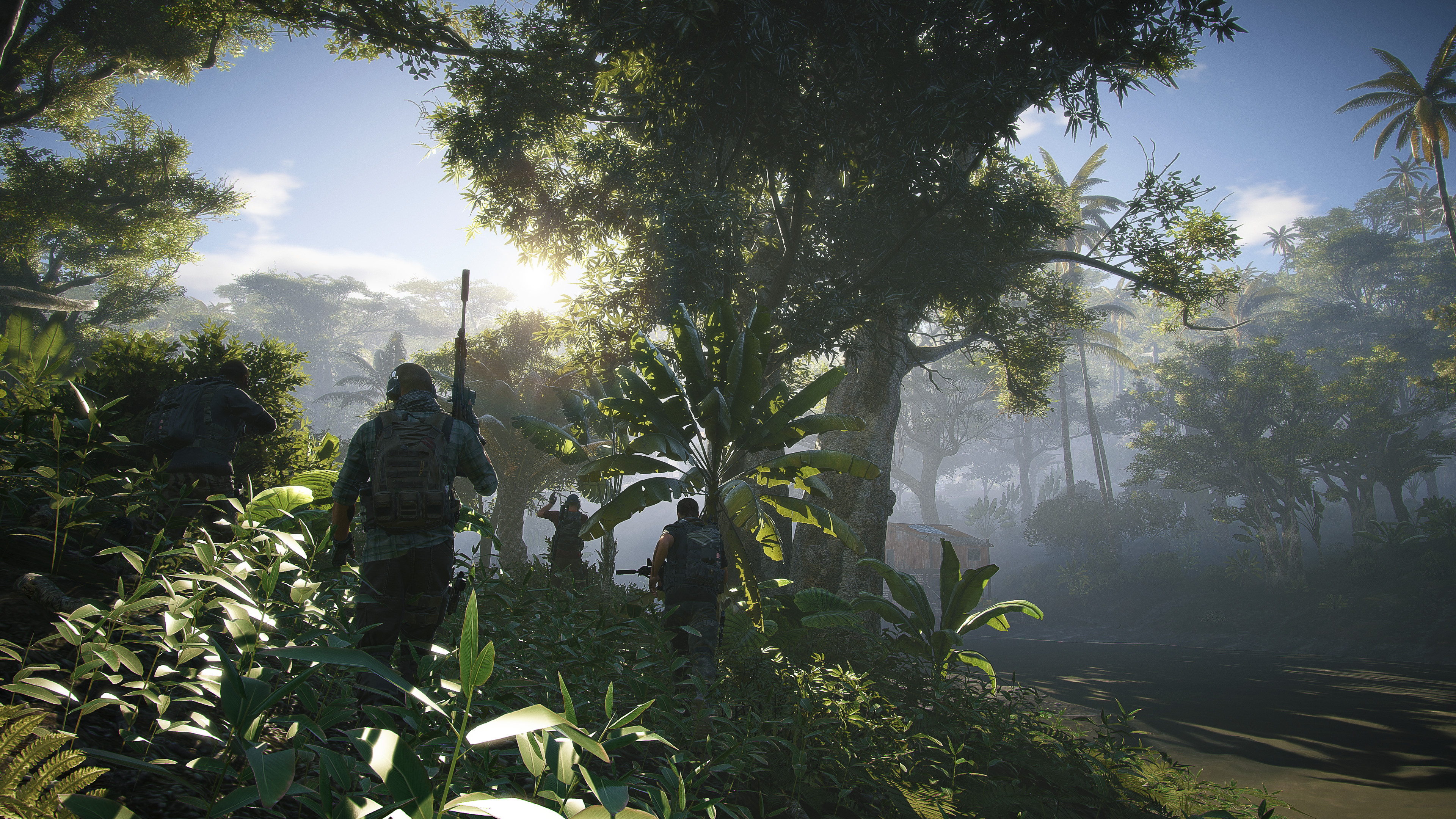 Ghost Recon Wildlands E3 2016 gameplay, coming 7 March
