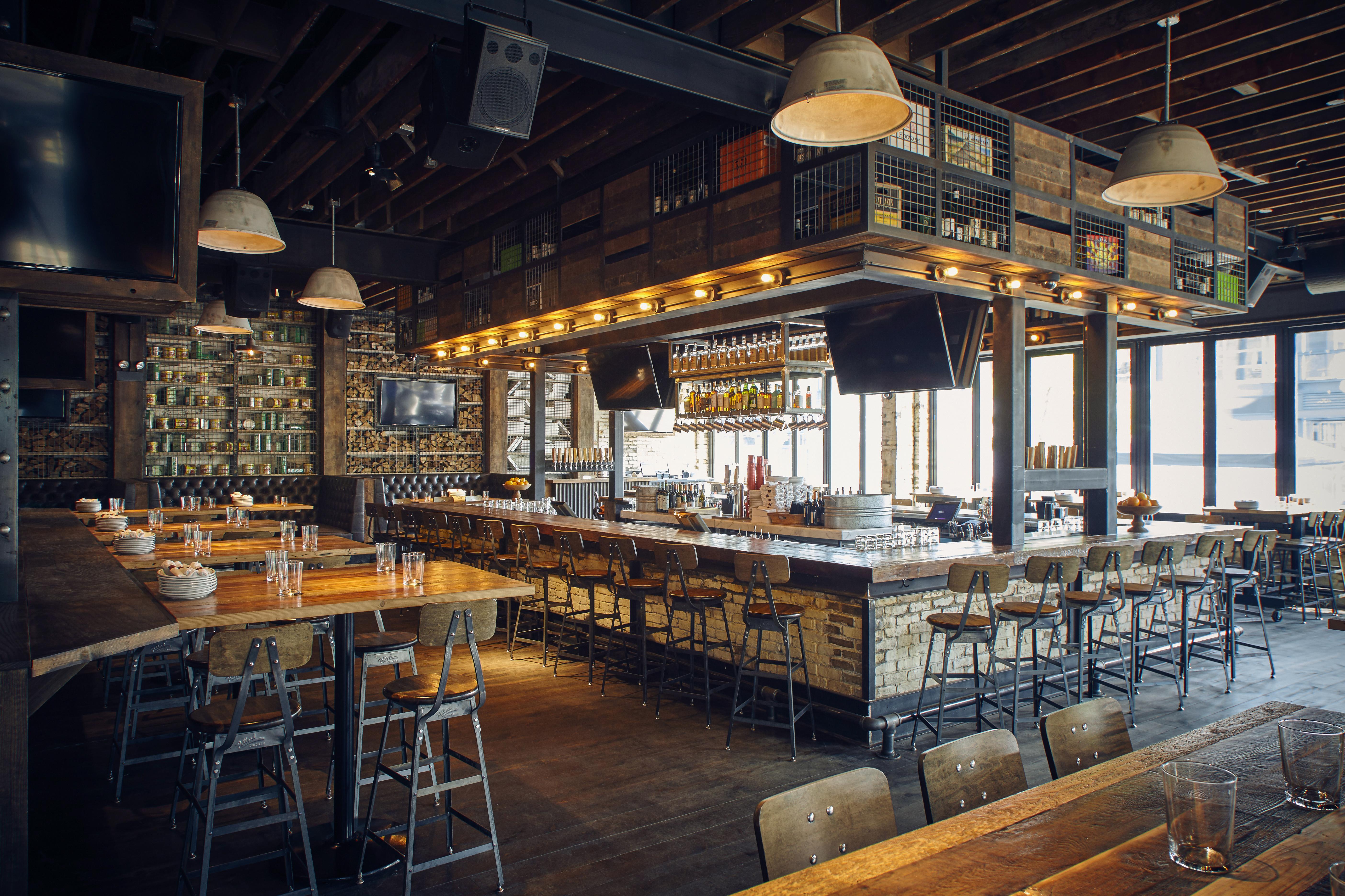Tour Parlor Pizza Bar Wicker Park Division Street S