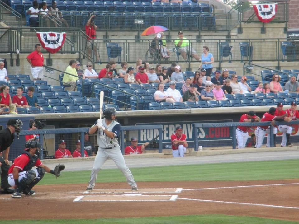 Siena at the Plate