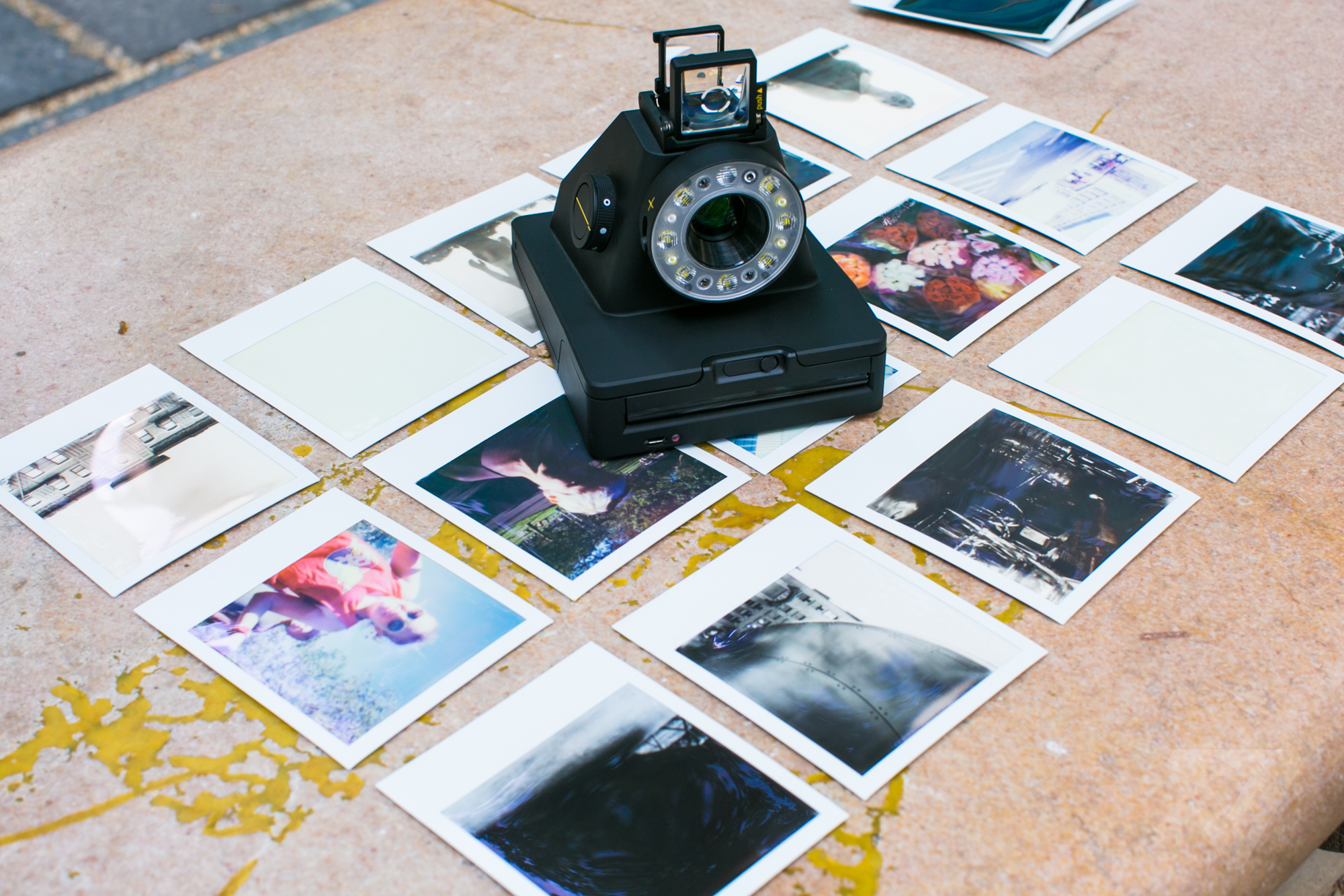 Impossible I-1 Review: A Slick New Toy For The Polaroid Faithful