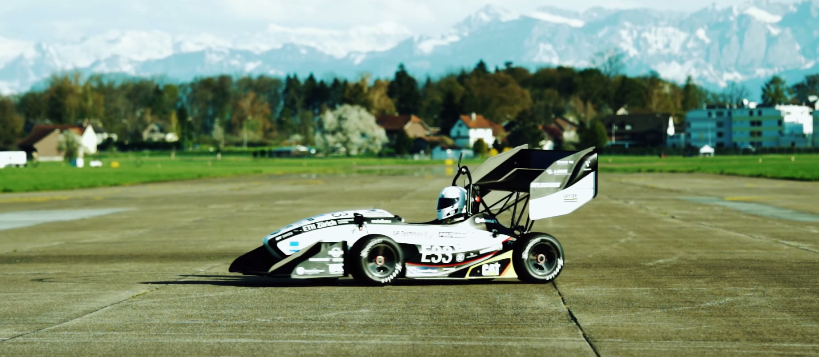 This Tiny Electric Car Just Set A World Record In