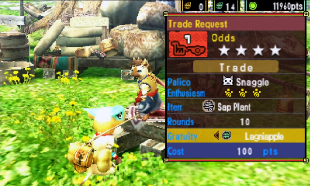 how to use items in monster hunter generations