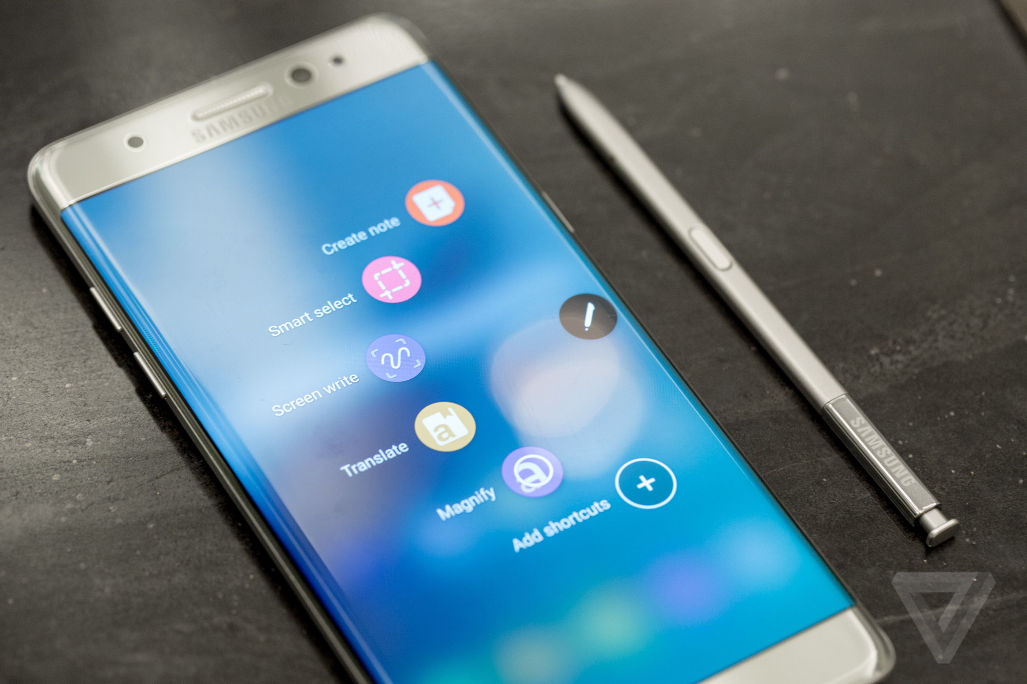 samsung galaxy note 7 arrives august 19th with curved